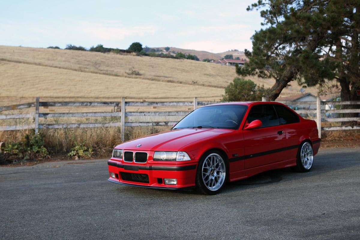 Fs 1995 Bmw M3 53k Miles Hellrot Red Bmw M3 Forum Com E30 M3