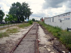 a light rail line could run here (photo courtesy of AIA)