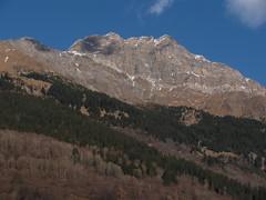 ... unbekannt ( GR - .... m - Berg Gipfel Berggipfel montagne montagna mountain ) in den Alpen - Alps über dem Bergell im Kanton Graubünden - Grischun der Schweiz (chrchr_75) Tags: hurni christoph schweiz suisse switzerland svizzera suissa swiss kanton graubünden grischun kantongraubünden burgentour 2009 burgentour2009 engadin chrchr chrchr75 chrigu chriguhurni 0911 albumgraubünden grigioni grisons hurni091123 albumbergell bergell val bargaja bregaglia kantongrischun