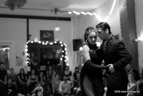Natalia & Gabriel @ Tangueria