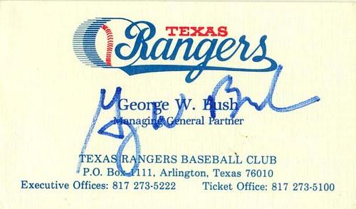 Flickriver: Photoset 'President George W Bush' by Joe Merchant