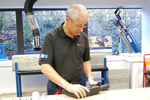 Toolstop @ Bosch 2009