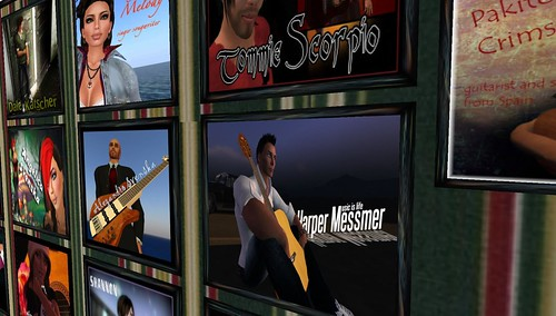 harper messmer live music second life at the wild rose