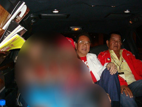 Singson and Ampatuan