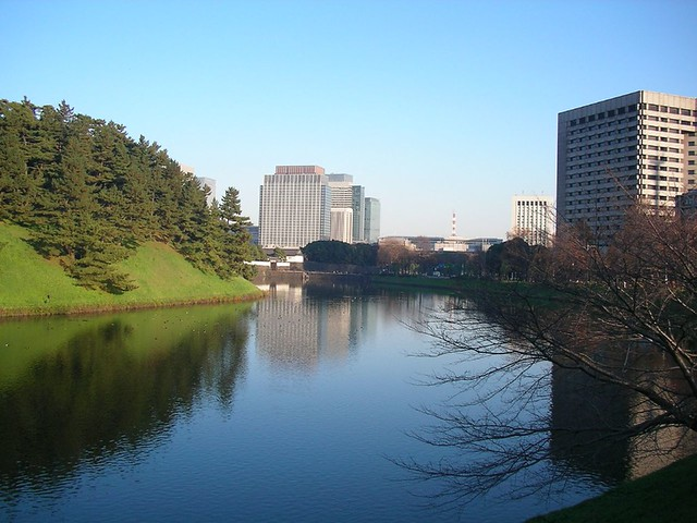 皇居ランニング Running around The Imperial Palace