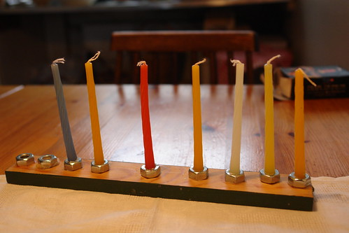 simple Menorah