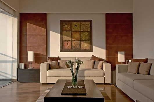India Modern Contemporary Home Design Architecture 5 living room