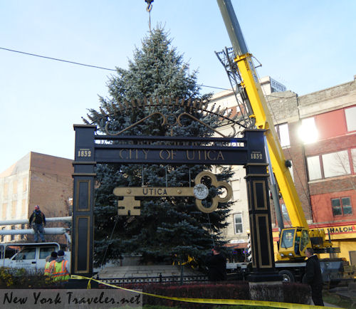 Utica Christmas Tree 2