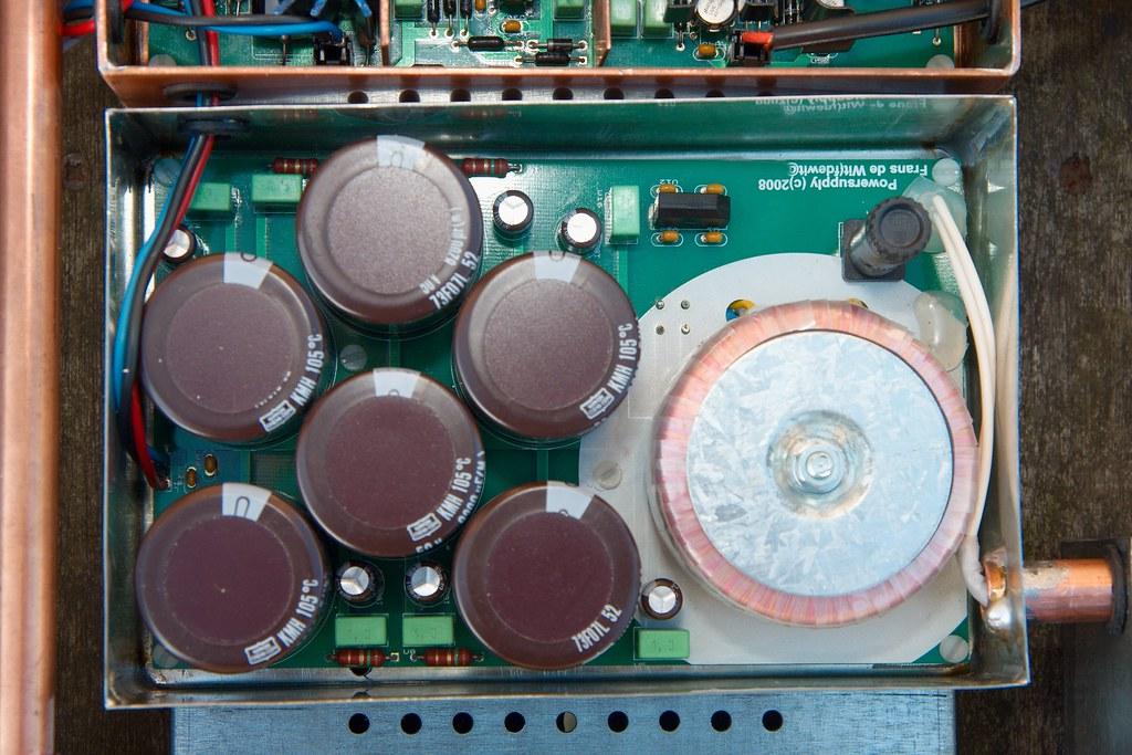 Balanced input all DC coupled RIAA preamp - diyAudio