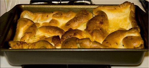 Yorkshire Pudding, on Flickr