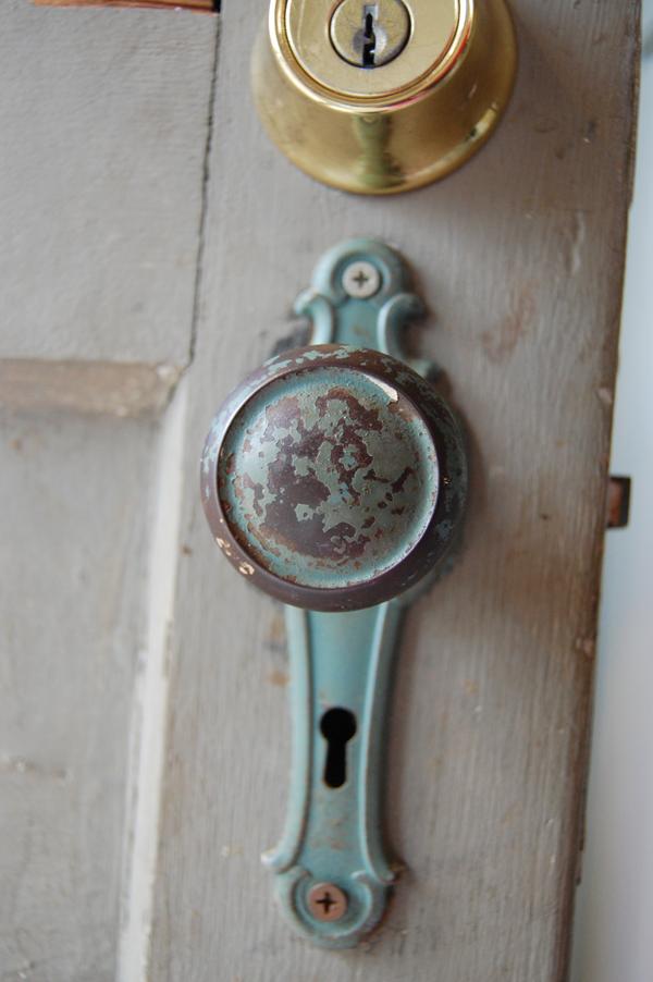 Original door knob