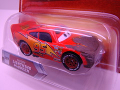 cars final lap Muddy McQueen (2) (jadafiend) Tags: cars wet kids toys team dj cousins ferrari mater disney tires rhonda pixar chase target bubba cletus collectors oversized antonio della adults mack showgirls rare exclusive sheila playset disneystore jud f430 pitcrew soaked corsa octane gain buford diecast 3pack hardtofind ransburg veloce laverne costanzo 4pack storytellers checkeredflag haulers showstoppers lightningmcqueen finallap brandnewmater rpm64 speedwayofthesouth nostall octain dexterhoover megasized 20pieceset haulerset richardclaytonkensington eccelente miniandventures