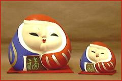 meoto fukumusubi loving couple from Tsuyama