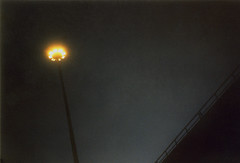 (Herostrat) Tags: abstract night streetlight motorway expressway superhighway throughway