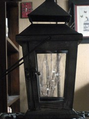 Pretty Lantern from Pottery Barn