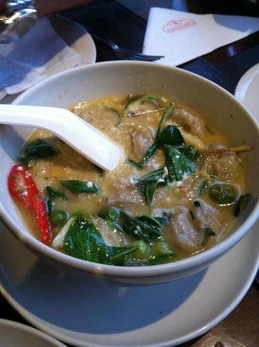 Samsen Villa Restaurant, Bangkok Thailand