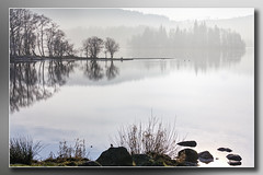 Morning Mist Loch Ard