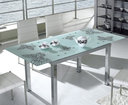 Bergh Expandable Dining Table CT61A- SO