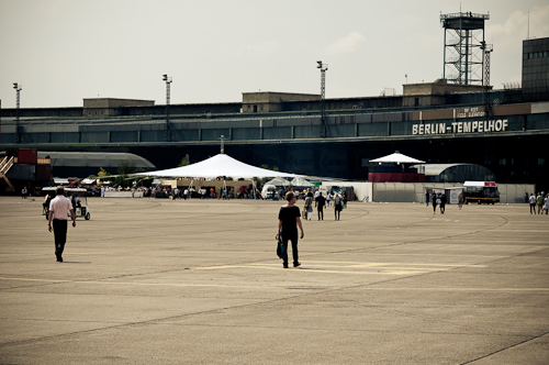 Bread & Butter, Berlin Tempelhof
