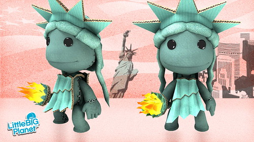 LBP - Sacktue of Liberty