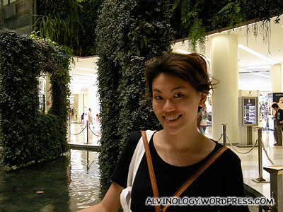 Inside Siam Paragon