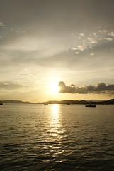 Sunset 02 (~ kokstang) Tags: sunset car train traditional cable hanging lama penang langkawi brigde rumah bukit tradisional bendera helang mahsuri