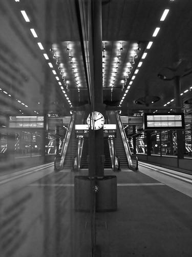 Platform 7/8 Berlin Main Station