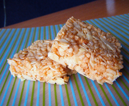 Sugar-Free Rice Krispie Treats
