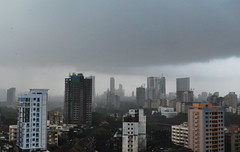 And it Rains in Mumbai!!