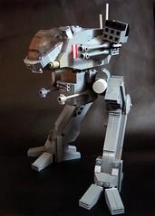m-42 rapid assault mech (Ryan Tennant) Tags: lego random halo assault creation ppl wars reach heavy halo2 mech helo halo3 hardsuit halo1 halo4 mocpages