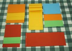 minibooks layered