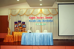 Teacher Seminar Thailand