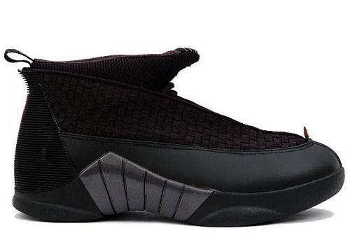 Air Jordan Retro 15 (black / varsity red)