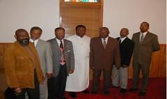 Cleveland Chapel Baptist Church (2005)