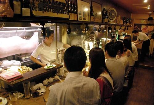 vinpicoeur french restaurant, tokyo