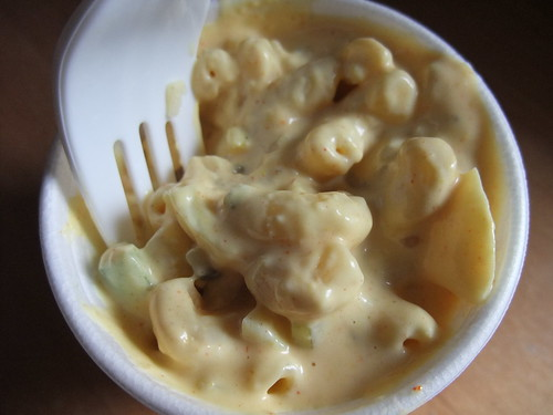 Macaroni Salad from Miller's Chicken (Athens, OH)