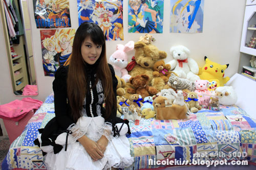lolita nicole and teddies