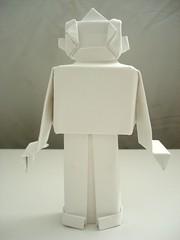 robot de gelo