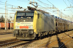 E189 925 FM (Cancio) Tags: br piemonte 189 tortona br189 e189 es64f4 e189fm e189nc e189925 mri48005