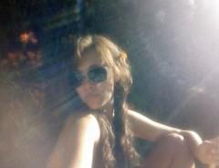 Self Portrait (Karina Ballerina) Tags: california summer sunshine goldenlight