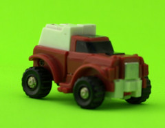 Transformers G1 Swerve Car