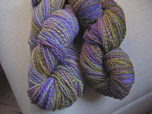 Five Plum Pie 2 skeins #2