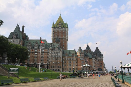 Quebec downtown.