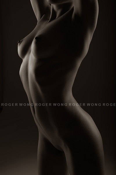 nude photo - Natasha G by Roger Wong