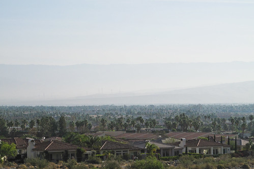 Hazy Palm Springs by you.