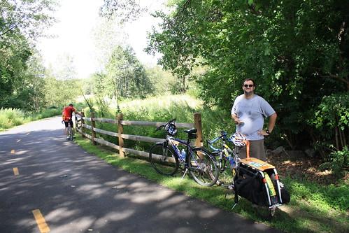 Far End of B.R. Bikeway
