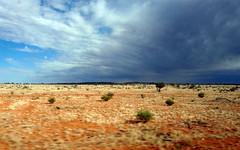 Outback from The Ghan