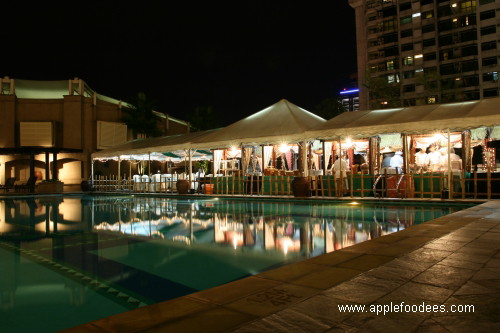 JW Marriott Hotel Kuala Lumpur Buffet 2009