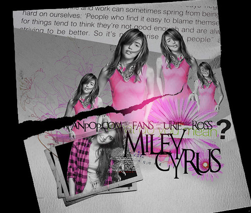 Miley Cyrus Blend by urie_ross.