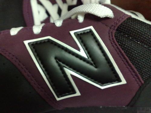 New Balance輕跑鞋Mark特寫